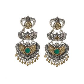 Izaara Ethnic Fashion Long Earring For Girls And Women