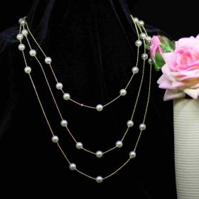 Fashion Pearl Necklace Jewellery