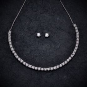 Silver Chain with Pendant ] - Buy Jewellery Online For Women