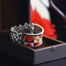The Iconic Silver Cuff Bracelet