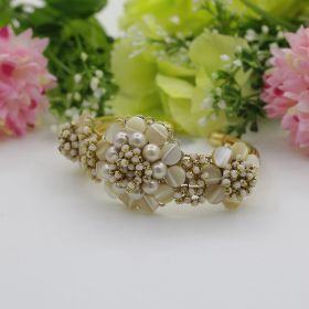 Magnificent Pearl Beads Bracelet