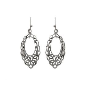 Dangle Silver Earring