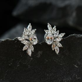 Premium Earrings with Swarovski Zirconia