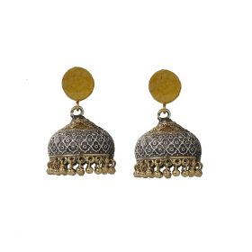 Izaara Ethnic Fashion Jhumka Earring For Girls And Women