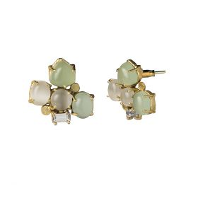 Izaara Gold Plated Fashion Earring for Wedding and Festivals for Girls and Women