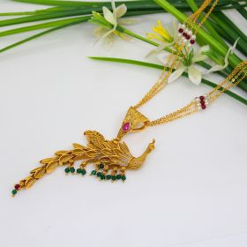 Gold Plated Fashion Necklace